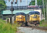 CSX 250 K531 and K432